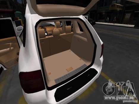 Porsche Cayenne Turbo 2003 v.2.0 für GTA 4-Motor