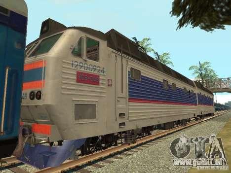 Chs8 046 pour GTA San Andreas laissé vue