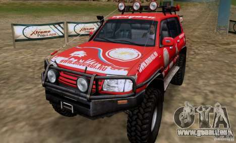 Toyota Land Cruiser 100 Off-Road für GTA San Andreas