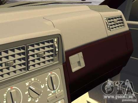 Volvo 850 R 1996 Rims 1 für GTA 4 Innenansicht