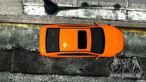 Subaru Legacy B4 für GTA 4 rechte Ansicht