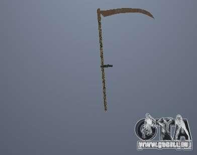 Xhosa für GTA San Andreas zweiten Screenshot