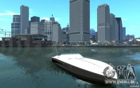 New Jetmax pour GTA 4 est un droit