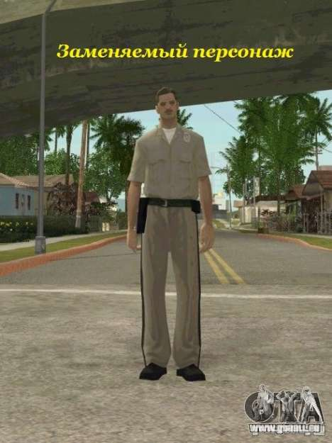 Counter-terrorist für GTA San Andreas zwölften Screenshot