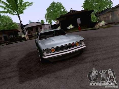 Chevrolet Camaro Z28 pour GTA San Andreas vue de droite