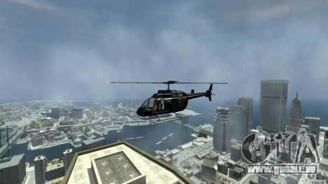 Helicopter Generation-GTA pour GTA 4 est un droit