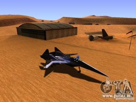 ADF01 Falken für GTA San Andreas