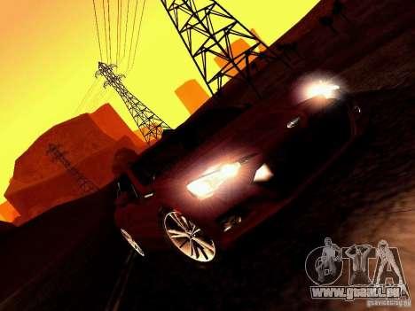 Subaru BRZ für GTA San Andreas rechten Ansicht
