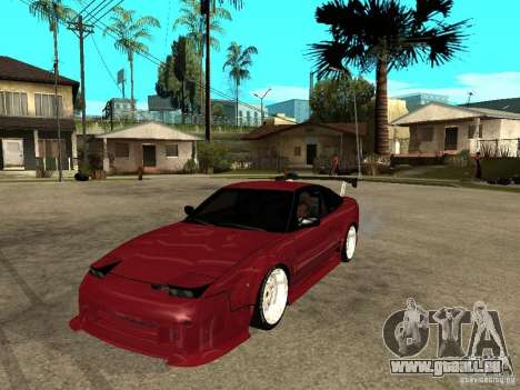 Nissan 240SX Tuned pour GTA San Andreas