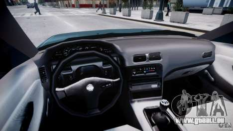 Nissan 240sx v1.0 pour GTA 4 est un droit