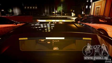 Ferrari 458 Italia - Brazilian Police [ELS] pour GTA 4