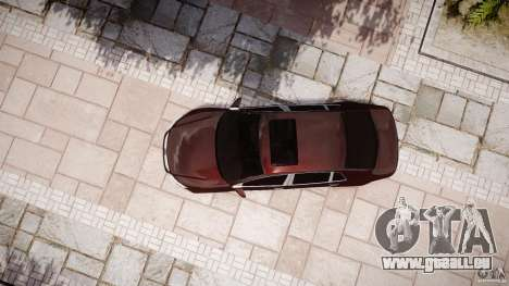 Volkswagen Phaeton W12 Long pour GTA 4 est un côté