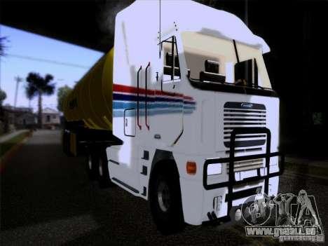 Freightliner Argosy Skin 3 pour GTA San Andreas laissé vue