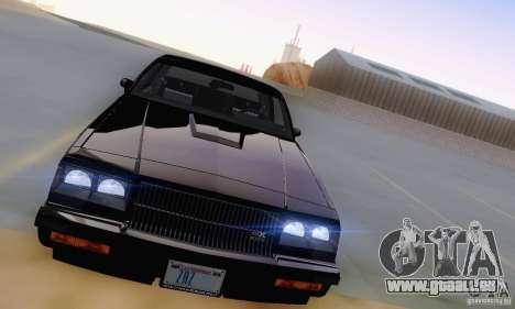 ENBSeries by dyu6 v6.0 pour GTA San Andreas