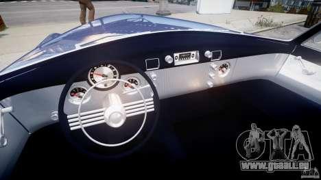 Buick Skylark Convertible 1953 v1.0 für GTA 4 Rückansicht
