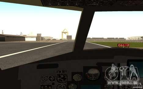 C-160 pour GTA San Andreas laissé vue