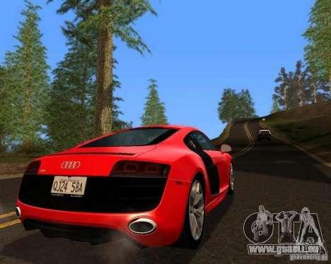 Real World ENBSeries v4.0 für GTA San Andreas achten Screenshot