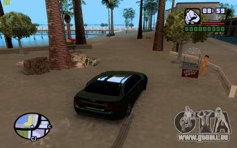 ENBSeries by VadimSpiridonov für GTA San Andreas fünften Screenshot