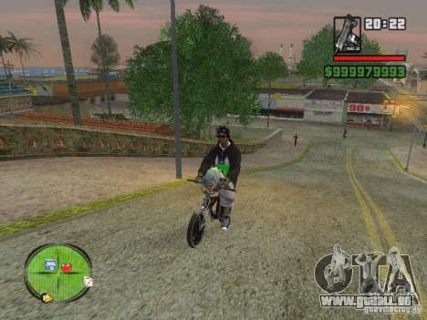 NEW Ryder für GTA San Andreas her Screenshot