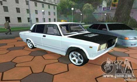 ВАЗ 21074 Light Tuning v2.0 pour GTA San Andreas