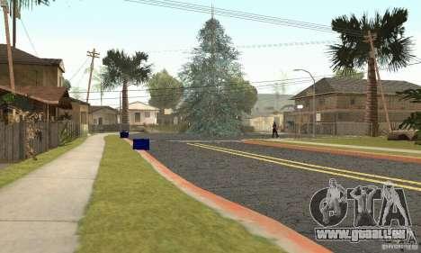 Sapin de Noël pour GTA San Andreas deuxième écran