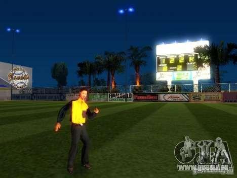 Konzert des AK-47 V 2.5 für GTA San Andreas fünften Screenshot