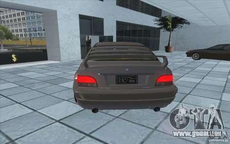 Sentinelle de GTA 4 pour GTA San Andreas sur la vue arrière gauche
