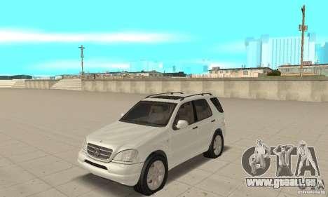 Mercedes-Benz ML 430 für GTA San Andreas