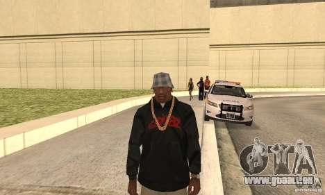 Gorillaz skin pour GTA San Andreas