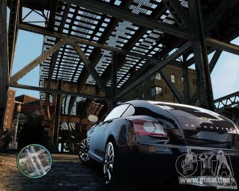 2007 Chrysler Crossfire pour GTA 4 Vue arrière de la gauche