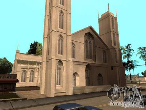 Grand Street pour GTA San Andreas deuxième écran