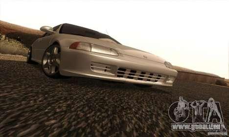 Honda Civic VTI 1994 für GTA San Andreas Innenansicht