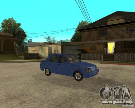 ZAZ 1103 Slavuta pour GTA San Andreas vue de droite