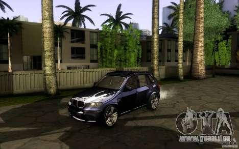 BMW X5M  2011 für GTA San Andreas