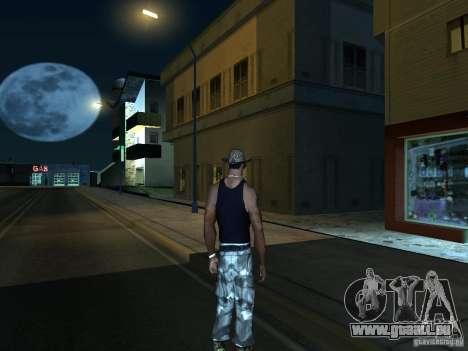 La Villa De La Noche v 1.1 pour GTA San Andreas troisième écran