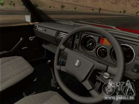 LADA 2105 RIVA (exportation) 2.0 pour GTA San Andreas roue