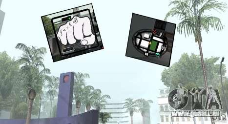 HUD by Mr.Shadow für GTA San Andreas