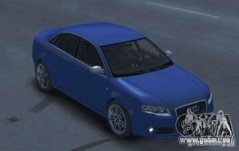 Audi RS4 v1.1 [NFS Undercover] pour GTA 4