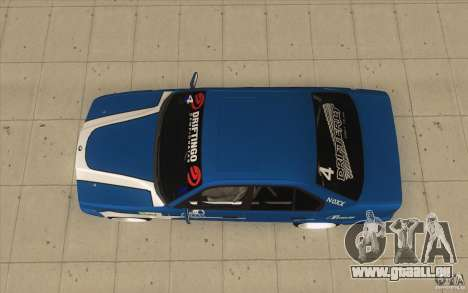 BMW E34 V8 für GTA San Andreas rechten Ansicht