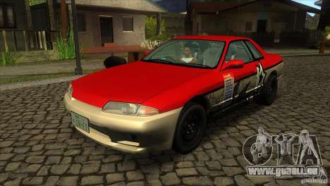 Nissan Skyline R32 pour GTA San Andreas