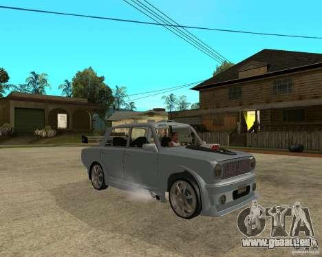 VAZ 2101 voiture TUNING par ANRI pour GTA San Andreas vue de droite