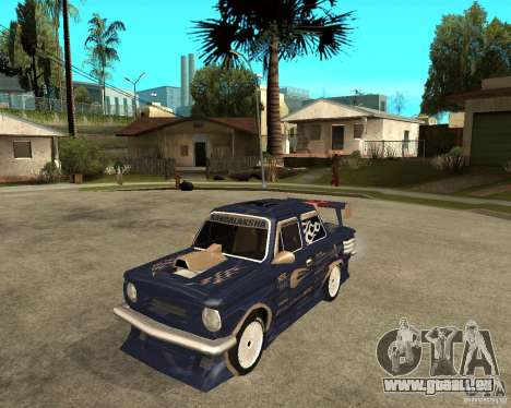 ZAZ-968 m STREET-Melodie für GTA San Andreas