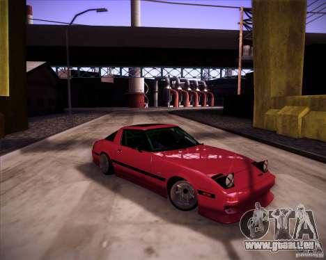 Mazda RX7 FBS3 pour GTA San Andreas