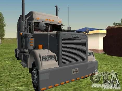 Freightliner FLD120 Classic XL Midride pour GTA San Andreas laissé vue