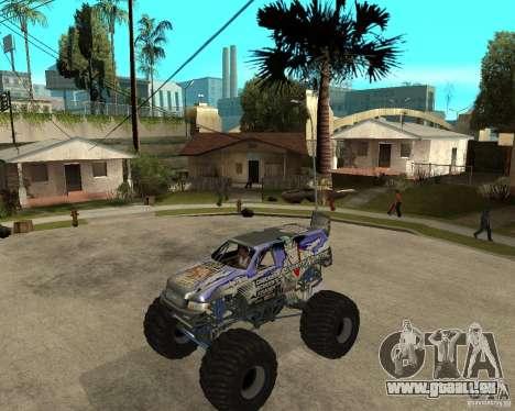 Bounty Hunter pour GTA San Andreas