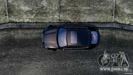 BMW X6 2013 pour GTA 4 est un droit