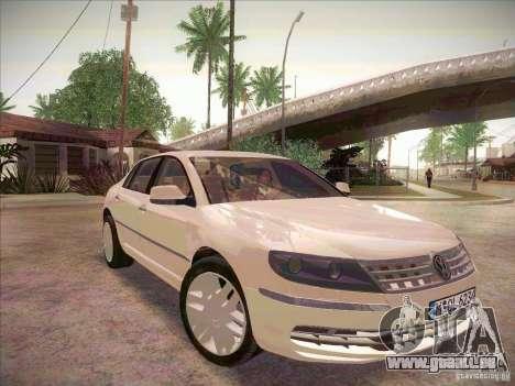 Volkswagen Phaeton 2011 pour GTA San Andreas vue de droite
