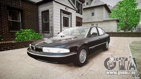 Chrysler New Yorker LHS 1994 für GTA 4 rechte Ansicht