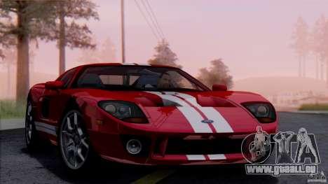 SA Beautiful Realistic Graphics 1.7 BETA pour GTA San Andreas deuxième écran