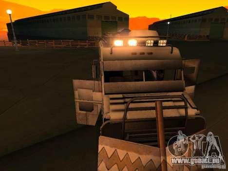 Monster Van pour GTA San Andreas